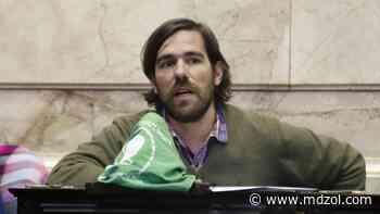 Nicolás Del Caño deja el Congreso el jueves: los motivos - MDZ Online