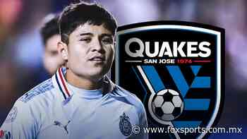 OFICIAL: Eduardo 'Chofis' López es jugador del San José Earthquakes de la MLS - Fox Sports