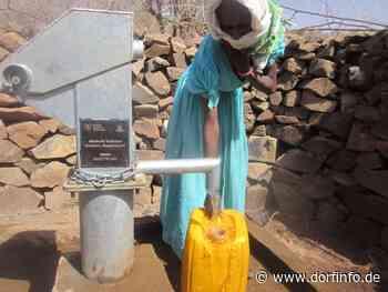 5 Brunnen sind fertig gebaut! - 200 jähriges Jubiläum der Bäckerei Vielhaber verhalf 850 Äthiopiern zu mehr Lebensqualität - Dorfinfo.de – Sauerlandnachrichten