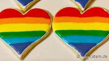 Bäckerei verliert Kunden wegen LGBTQ-Keksen – und wird dann überrannt - STERN.de