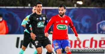 Libre depuis son passage au GFC Ajaccio, Lucas Daury rebondit au Vannes OC - Actufoot
