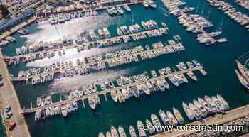 Les ports d'Ajaccio font peau neuve avant la saison - Corse-Matin