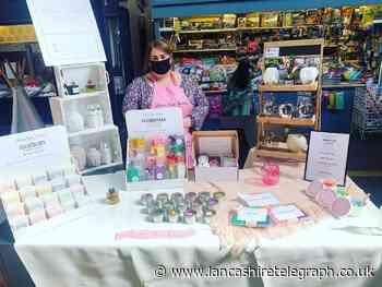 Blackburn: Heaven Scent Bowtique produces custom smelling waxes