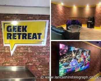 Blackburn: Geek Retreat comics and video games cafe to open