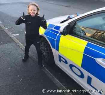 Police ask people to nominate Jordan Banks for posthumous Pride of Britain Award