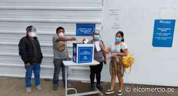 Piura: familiares envían mensajes de aliento, a través de cartas, a pacientes con COVID-19 hospitalizados - El Comercio Perú