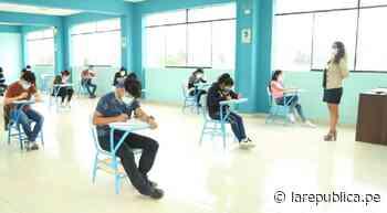 Piura: UNP y Policía coordinan para evitar irregularidades en examen de admisión LRND - LaRepública.pe