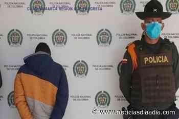 Capturado por porte de arma en Fusagasugá, Cundinamarca - Noticias Día a Día