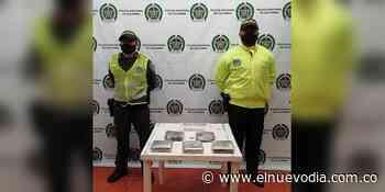 Incautan 2 kilos de marihuana en una buseta en Fresno - El Nuevo Dia (Colombia)