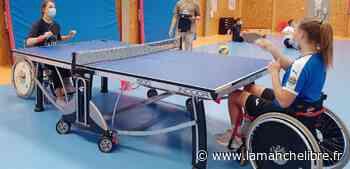 Tourlaville. Le club de Loisirs sensibilise au sport adapté au Lycée - la Manche Libre