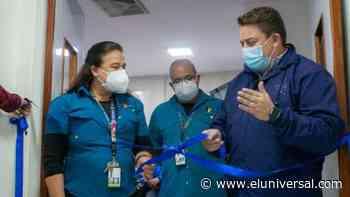 Remodelan Ambulatorio Altamira y del área quirúrgica de Salud Chacao - El Universal (Venezuela)