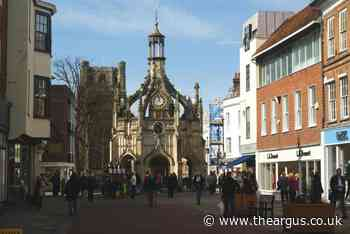 'Chichester: cheap parking and hassle-free, unlike Brighton'