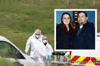 Seaford tent murder: Witnesses heard 'choking noises'