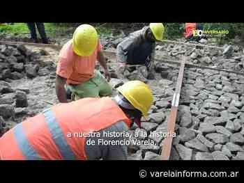 ¿Cuál es la historia de los adoquines del empedrado en Florencio Varela? - varelainforma.com.ar