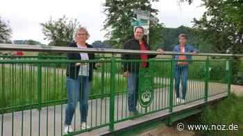 Einweihung am Sonntag: Else-Promenade fertig: So sieht der neue Rad- und Wanderweg aus - NOZ