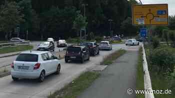 Einkaufen an Fronleichnam: Volle Straßen und Parkplätze: Westfalentag als Umsatztreiber in Melle - NOZ