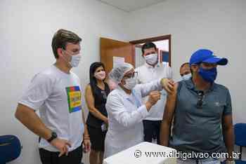 Petrolina supera 100 mil doses de vacina aplicadas no combate à covid-19 - Blog do Didi Galvão