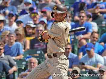 Padres envían a Tucupita Marcano a triple A   Líder en deportes - Líder en Deportes