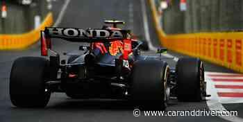 Honda prepara una gran mejora en su motor para el Gran Premio de Francia - Car and Driver