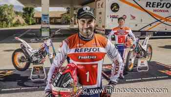 Toni Bou y el Repsol Honda, listos para el inicio del Mundial TrialGP en Italia - Mundo Deportivo