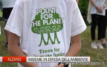 Prima convention degli ambasciatori della giustizia climatica - Video Alzano Lombardo - L'Eco di Bergamo