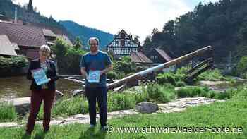 Attraktion für Kinder - Spannendes Rätselbuch rund um Schiltach - Schwarzwälder Bote