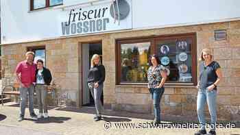 Guter Zweck - Aichhaldener Friseur spendet Ersparnis aus Mehrwertsteuer-Senkung - Schwarzwälder Bote