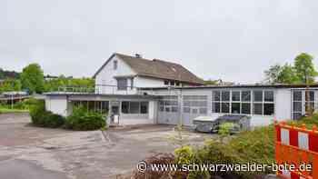 Neuer Discounter in Sulgen - Aldi kündigt Abriss von Autohaus Hils an - Schwarzwälder Bote