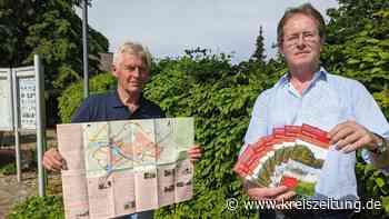 """Faltplan """"Rund um Lauenbrück"""" erscheint in der zweiten Auflage - kreiszeitung.de"""