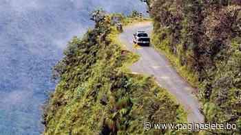 Camino a Yungas: chofer cayó al barranco en medio de pelea por no ceder el paso - Diario Pagina Siete