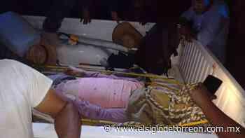 Muere hombre tras caer a un barranco en Lerdo - El Siglo de Torreón