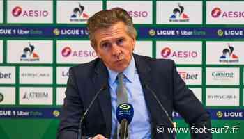 ASSE Mercato : L'AS Saint-Étienne prêt à brader un indésirable - Foot Sur 7