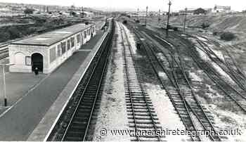 Number of railway lines reflected Burnley station's past