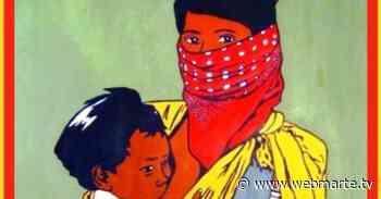 """Lentini   """"Volti e voci dal Chiapas"""", una mostra per riflettere sull'autogoverno dei territori - www.webmarte.tv"""