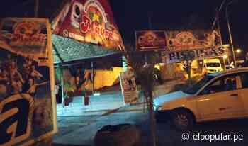 Tacna: asesinan a balazos a extranjero dentro de restaurante - ElPopular.pe
