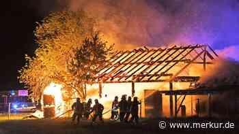 Nach mehreren Anschlägen: Brandstifter (48) muss in die Psychiatrie - Merkur Online