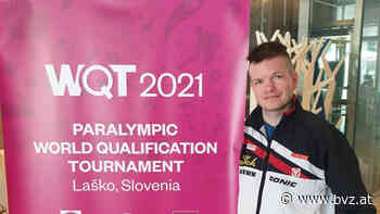 Tischtennis - Paralympics-Quali: Tokio ohne Marzer Christian Scheiber - BVZ.at