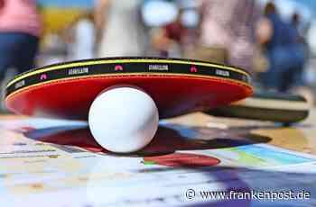 Tischtennis-Talente - Mit Erfolg zurück am Tisch - Frankenpost