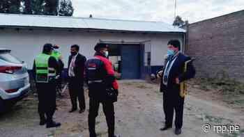 Huancayo: Novios e invitados a fiesta de pedida de mano terminan en la comisaría - RPP Noticias