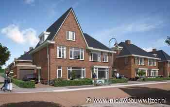 Gebiedsontwikkeling Park Hooglede in Vlaardingen nadert voltooiing » Nieuwbouwwijzer.nl - Nieuwbouw wijzer.nl