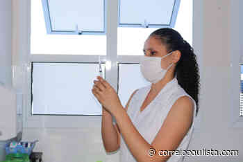 Em Jandira, Profissionais de Educação da rede estadual, com 18 anos serão vacinados a partir desta sexta, 11 - Correio Paulista