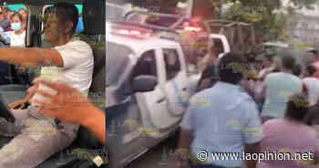 Tratan de linchar regidor de Tamalín - La Opinión