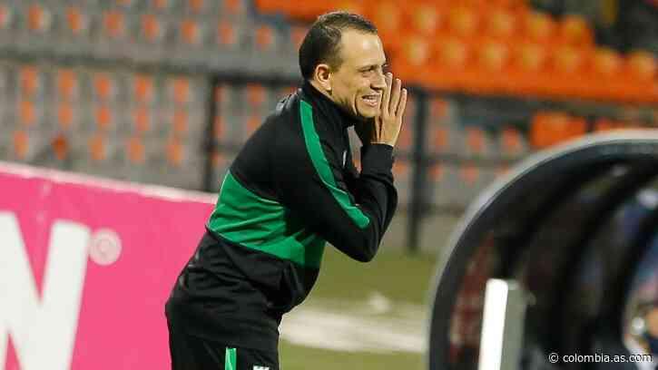 Nacional presenta a Alejandro Restrepo como nuevo técnico - AS Colombia