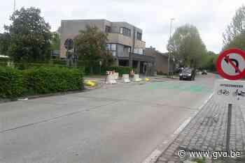 Ringovenlaan is geknipt - Gazet van Antwerpen