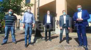 """Gabusi e Graglia a Boves. Il sindaco Paoletti: """"disponibili e attenti al nostro territorio"""" - Cuneo24 - Cuneo24"""