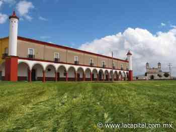 Hacienda San Buenaventura En Tlaxco Conserva Su Fachada Y Casco Original - La Capital