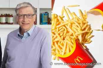 The French fries you eat at McDonald's are grown by Bill Gates - The CEO Magazine