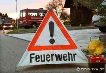 Fellbach: Böschung neben den Bahngleisen brennt - Blaulicht - Zeitungsverlag Waiblingen