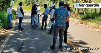 Alcaldía de San Gil a la espera de informe sobre la vía a Los Pozos - Vanguardia