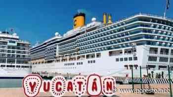 Mauricio Vila confirma llegada del crucero Carnival al puerto de Progreso - PorEsto